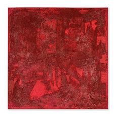 - FIREBALL | 100x100 cm | Muro Collection - Cuadros