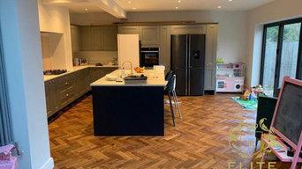 Kitchen Fit/Flooring