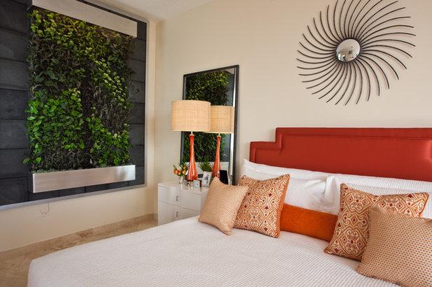 Moderne Schlafzimmer von NXG Studio