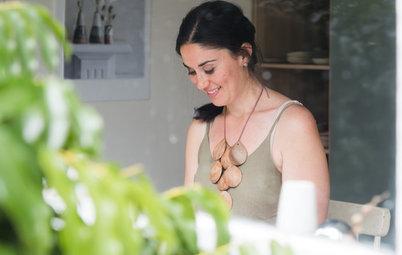 Creatives at Home: Woodfolk Designer Julia Denes