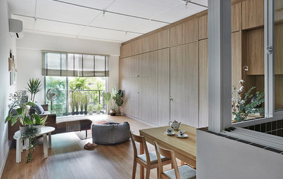 Houzz Tour: This Home's Clean Aesthetics Are Inspired by Muji