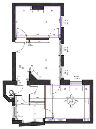 Plan au Sol by Gommez-Vaëz Architecte