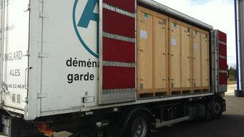 Services de déménagements