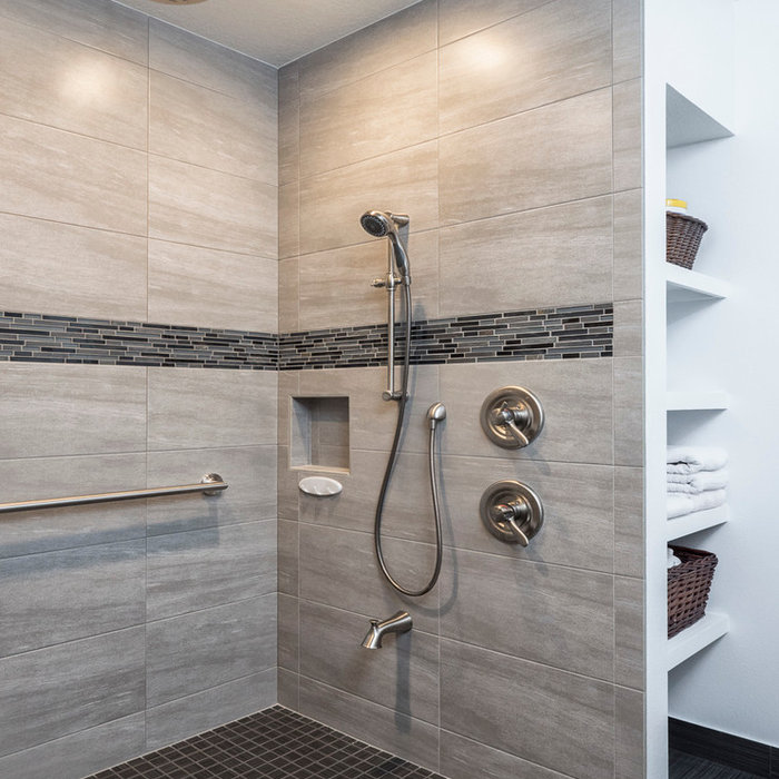 Bathroom and Laundry Room Renovation - Madera, Gainesville, FL