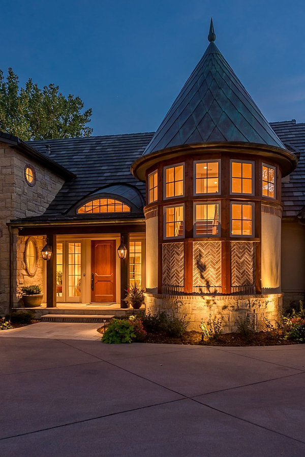 Cherry Hills French Country Estate