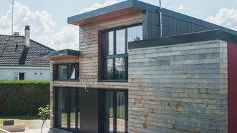 Construction d'une maison d'habitation à Ardentes (36)