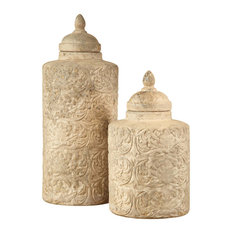 Camden Canisters, Set of 2