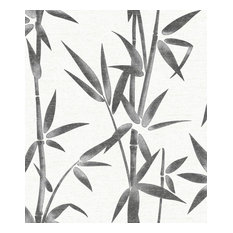 Nagoya Black Bamboo Wallpaper Bolt