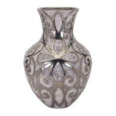 Imax Rowena Large Earthenware Vase