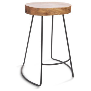 Terrific Tractor Seat Counter Stool Industrial Bar Stools And Uwap Interior Chair Design Uwaporg