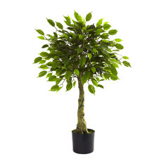 3' Ficus Tree UV Resistant, Indoor/Outdoor