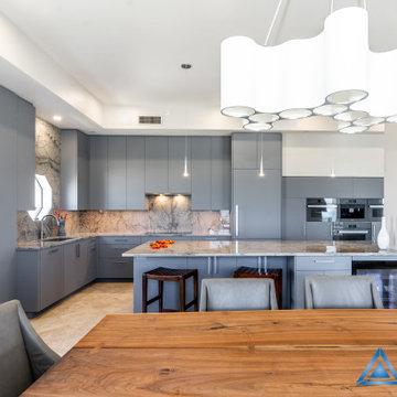 Contemporary Penthouse