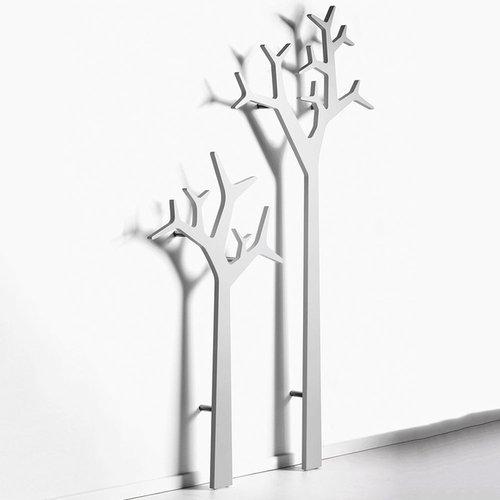 Tree Hängare 194cm, Vit - Stumtjenere & paraplystativer