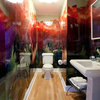 This Powder Room Packs a Blooming Surprise
