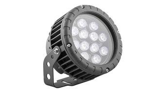 Светодиодный светильник ландшафтно-архитектурный Feron LL-883 85-265V 12W 2700K