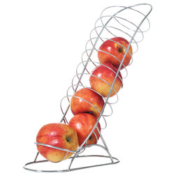 Contemporary Fruit Bowls And Baskets by Trademark Global