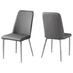 Midcentury Dining Chairs by BisonOffice