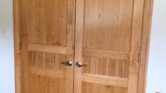 Hand-Crafted Interior Doors