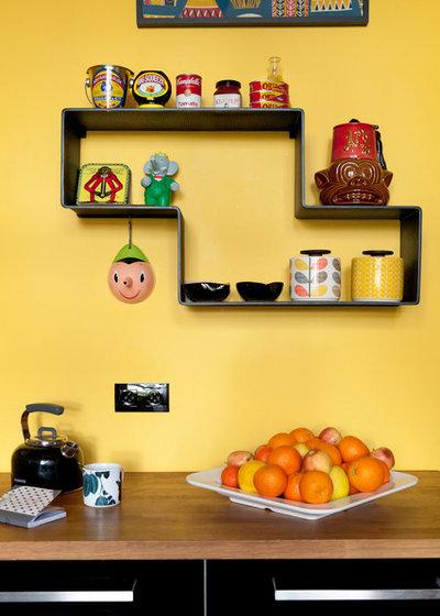 Idee in Cucina: 15 Dettagli per Arredare in Stile Rétro