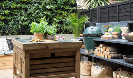 25 Ideas for Upping Your Garden Storage Game
