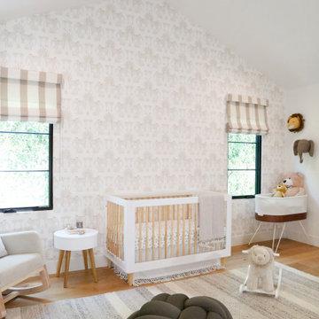 West Hollywood - Tranquil Nursery Room