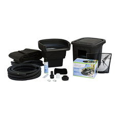 Complete DIY Backyard Pond Kit, 4'x6'
