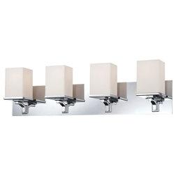 Transitional Bathroom Vanity Lighting by House Lighting Design