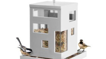bird cafe feeder | Umbra