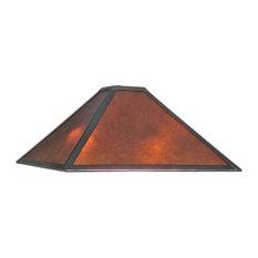 Meyda Lighting Mission Prime Shade Lamp Shades