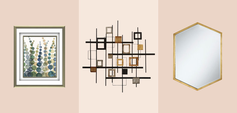 Wall Art and Mirrors With Free Shipping