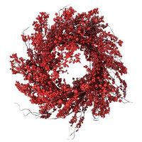 """Berry Wreath, 22"""""""