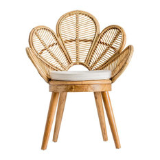 50 Most Popular Rattan Armchairs For 2019 Houzz Uk