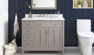 Up to 45% Off The Bathroom Vanity Sale