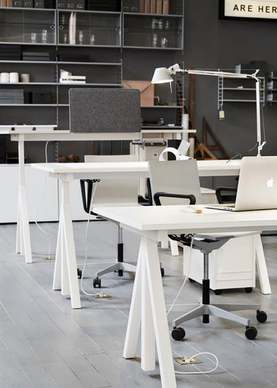 Contemporáneo Despacho by string furniture