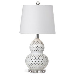 Contemporary Table Lamps by RugMethod