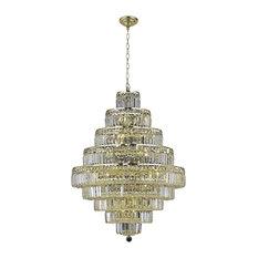 Swarovski Strass Crystal Chandeliers Houzz - Strass chandelier crystals