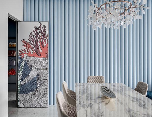 by Nika Vorotyntseva design & architecture bureau