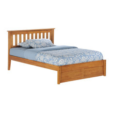 NIGHT AND DAY FURNITURE - Night and Day Rosemary Bed - No Underbed Storage - Platform Beds