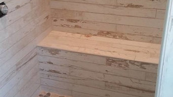 Bathroom Flooring & Shower Backsplashes