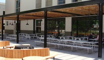 Facebook Cafe & Courtyard