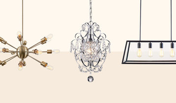 Up to 75% Off Bestselling Chandeliers Under $199