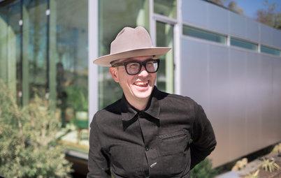 Портреты: «Профессор из мусорного ящика» о своем новом проекте