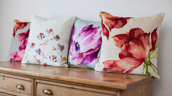 Bright Painterly Florals