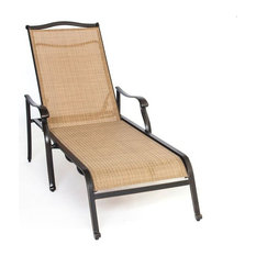 Hanover Outdoor Chaise Lounge