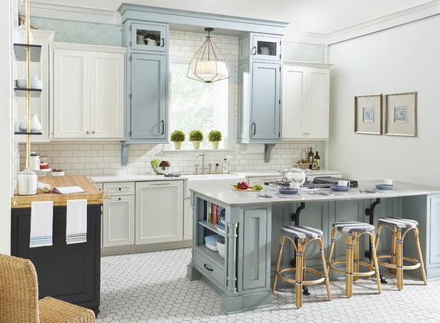 Style, Color and Feature Trends from the Kitchen & Bath Show 2019