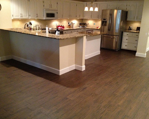 SaveEmail - Porcelain Wood Tile Houzz