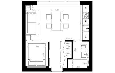 Соседи по дизайну: Квартиры одной планировки на разных этажах