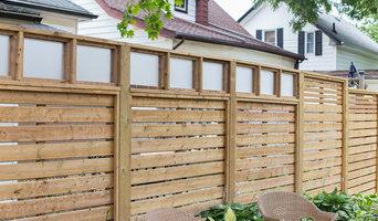 Emery Patio Deck & Fence