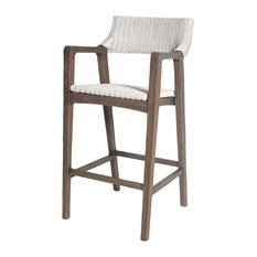 Urbane Dining Bar Chair Old Gray