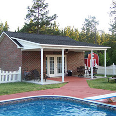 Bramble builders inc fayetteville nc us 28306 decks for Custom home builders in fayetteville nc